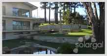 Instalación Híbrida con geotermia y energía solar térmica (Galicia - A Coruña - Noia)