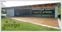 Instalación de piscina climatizada (Galicia - A Coruña - Ferrol)