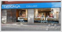 Climatización Optica Callao (Galicia - A Coruña - Ferrol)