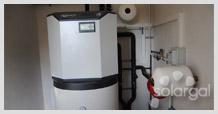 Instalación geotérmica para vivienda unifamiliar (Galicia - A Coruña)
