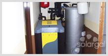 Instalación geotérmica (Galicia - A Coruña- Culleredo)