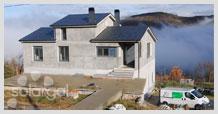 Instalación geotérmica en vivienda unifamiliar (Galicia - Orense)