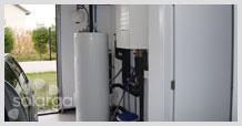 Instalación aerotérmica (Galicia - A Coruña - Coirós)