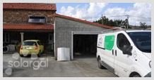 Instalación híbrida (Galicia - A Coruña - Carnés)