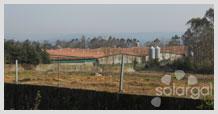 Instalación Geotérmica industrial en granja de porcino (Galicia - A Coruña - Abegondo)