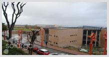 Instalación solar térmica en Residencia Torrente Ballester (Galicia – A Coruña)