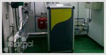Instalación Geotérmica I+D+I en Guardería (Galicia - Pontevedra - Baiona)