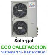"""Solargal ECO CALEFACCIÓN 1.3 - hasta 200 m²<br/> Desde 7.040 € + IVA<br/><a href= target=_blank style=""""color:#00d524;"""">Click aquí para más información</a>"""