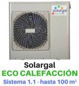 """Solargal ECO CALEFACCIÓN 1.1 - hasta 100 m²<br/> Desde 4.990 € + IVA<br/><a href= target=_blank style=""""color:#00d524;"""">Click aquí para más información</a>"""