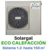 """Solargal ECO CALEFACCIÓN 1.2 - hasta 150 m²<br/> Desde 5.100 € + IVA<br/><a href= target=_blank style=""""color:#00d524;"""">Click aquí para más información</a>"""