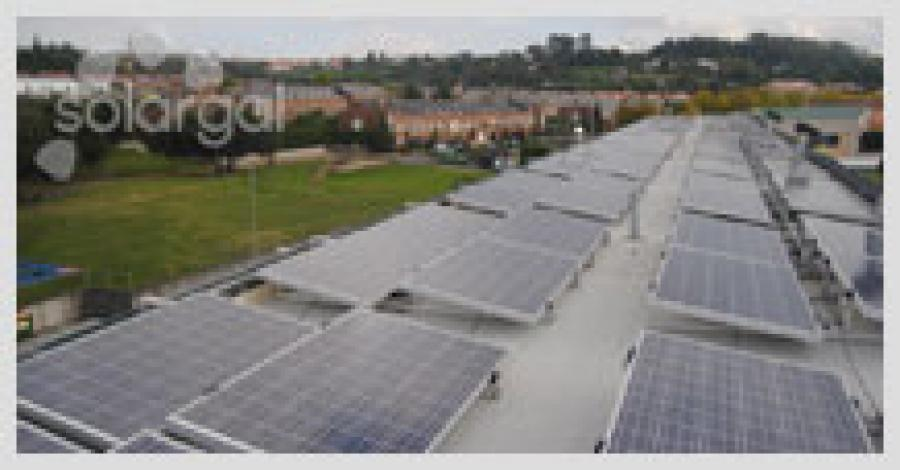 Instalación Solar Fotovoltaica (Galicia - A Coruña)